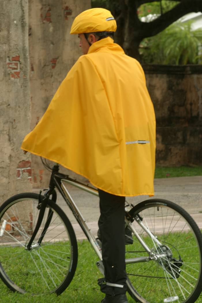Rain Capes From People Who Really Know Rain Capes